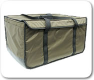 Special Offer - Heated Food Delivery Bag - Brown Only